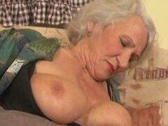 Antiguo Still de Norma Granny follando