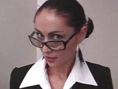 Mi secretaria traviesa Me sopla