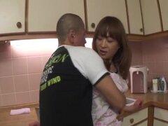 Casera sexo POV con curvas culo Hikaru Wakabayashi, sexo POV casero con curvas culo Hikaru Wakabayashi