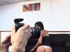 Sexy Santalatina fotos desnudas casting jornada