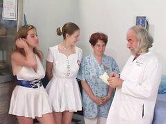 3 enfermeras del estudiante - parte 3