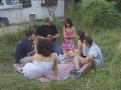 Reunión de la familia francesa parte IV