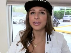 Lovelicks(punto)club BANGBROS - Abella Danger Casting Video For Hoes In Headl