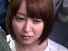 Yuu Shinoda, Yuka Kojima, ASUKA 2, Yuna Shiratori en ama de casa frustrada en el Bus 1 parte 2