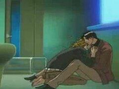 Anime gay follada con su novio