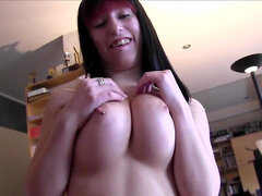 Hardcore con tetona Brenda Warrilla perfecta amateur
