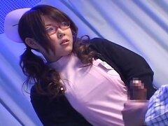 Seguro social japonesa vale la pena! -Enfermera japonesa 20