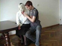 abuela sexy Lena y Ivan