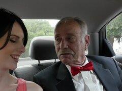 PASTILLA azul - viejos hombres sucios meter sus sucios vieja Dicks en Alex Harper