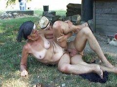 La abuela de los agricultores 2
