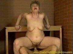 madre peluda fea