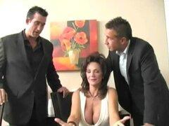 Madura ama de casa divorciada - dp anal squirting