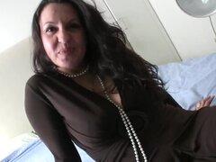 MILF española, reparto: Rocio alias Sonia Rox