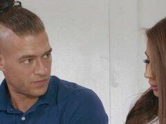 Nena tetona Madison Ivy le folla ex novio después - Digital Playground