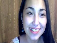 Modelo de cam asian cute - webcam asiática