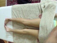 Película secreta de masaje muy delicado motel
