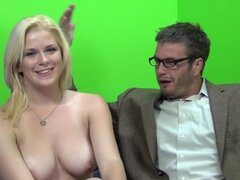 Amazing pornstar Ashley Reed in crazy blowjob, blonde porn video, Ashley Reed