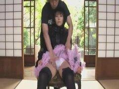 Yui Ikawa en historia de las muñecas, vestida como una muñeca, Yui Ikawa protagoniza este vídeo de cosplay de la chica. Si tienes algo de cosplay gothic, donde las niñas se visten con estilo victoriano y eduardiano moda para parecerse a una muñeca victori