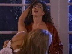 Rubia y morena lesbianas-más sobre lesbianas-SEX.ML.