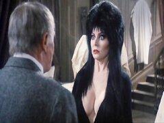 Cassandra Peterson - amante de Elvira de la obscuridad