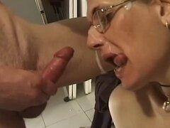 Italiana lo prende en culo - inculata dal suo amante - porno italiano - porno Italiano