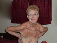 Abuelitas antiguo OMAFOTZE agradable ir desnudos