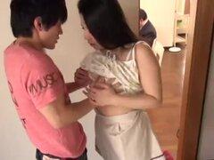 SW-112 paso madre e hijo - ayane asakura, yuuki misa, ritsuko kawai