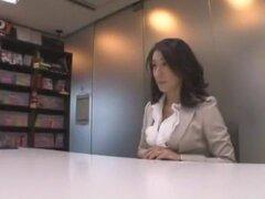 Más chick Japon Marina Matsumoto, Misa Yuuki, Miwako Yamamoto en corridas locura, película medias JAV