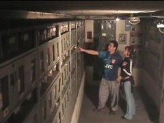 Voyeur privado de bodega, el voyeur privado gratis con chica obtener propiedad en el sótano