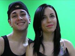 Español de la LOCURA de la PUTA teen amateur follada por su novio