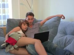 18videoz - Lily - sexo pagado antes de vacaciones