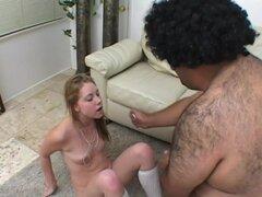 Chico gordo convenció para babear sobre su dick - naughty Shawna Lenee Shawna Lenee