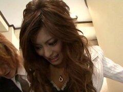 Asada Yuki es una hermosa mujer japonesa que ama fresca cum - Asada Yuki