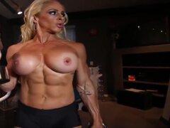Top 5 - mejor FBB (mujeres Muscular),