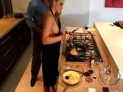 Alexis Texas-el Chef realmente desnuda