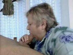 Abuela de BBW follando