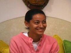 Paola mexicana. súper hermosa mexicana Paola Albini se rió a través de la entrevista, disfrutando de ella. En realidad maturbated a su sonrisa. Realmente hopin que hay escena más con ella.