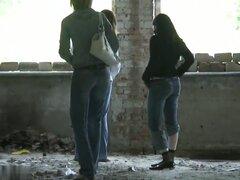 Chicas meando a voyeur video 176,