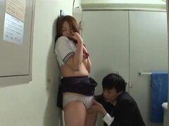 JAV increíble censura película porno con las putas japonesas,