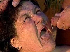 Gorda madura mamada y fuck video