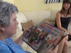 Video from OldNanny: Luise,