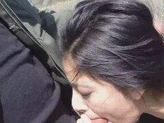 Kimberly succionado polla de funcionarios mexicanos a cruzar más fácilmente