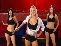 Abi Titmuss - Striptease