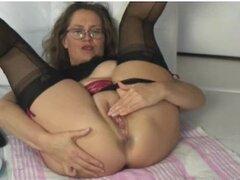 Olga Madura anal en la leva