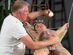 Reece Bentley y Sebastian Kane están teniendo sexo pervertido