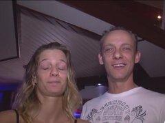 MMVFilms Video: Swinger cachonda Fest. Su primera vez en el club de swingers no será olvidada fácilmente.