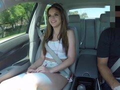 CASTINGCOUCH-X Latina amateur Brooke Lynn Santos follada por agente de casting