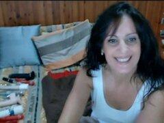 Show webcam Latina MILF