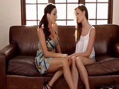 lesbianas tijeras porn