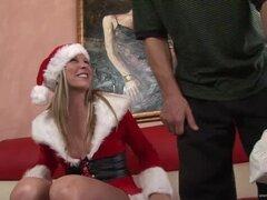 una escena muy cremosa de Navidad 2 1